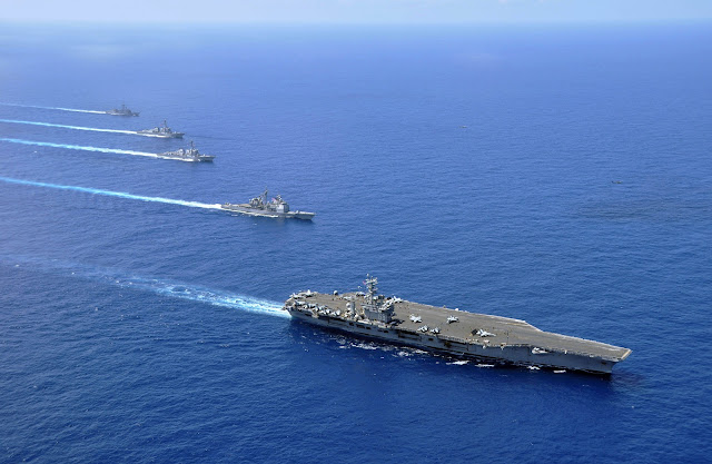 Carrier Strike Group Eleven