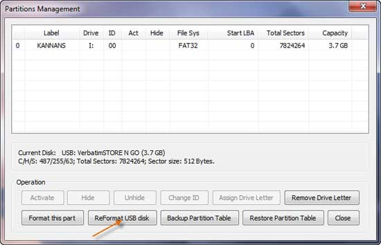 how to get files off a hdd that needs formatting