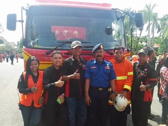 KCS HUT pemadam kebakaran surabaya 2015