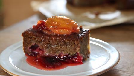 Nigel Slater Plum Pudding Cake
