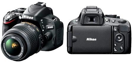 Nikon D5100. Camera Zone