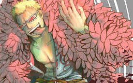 One Piece Doflamingo 86