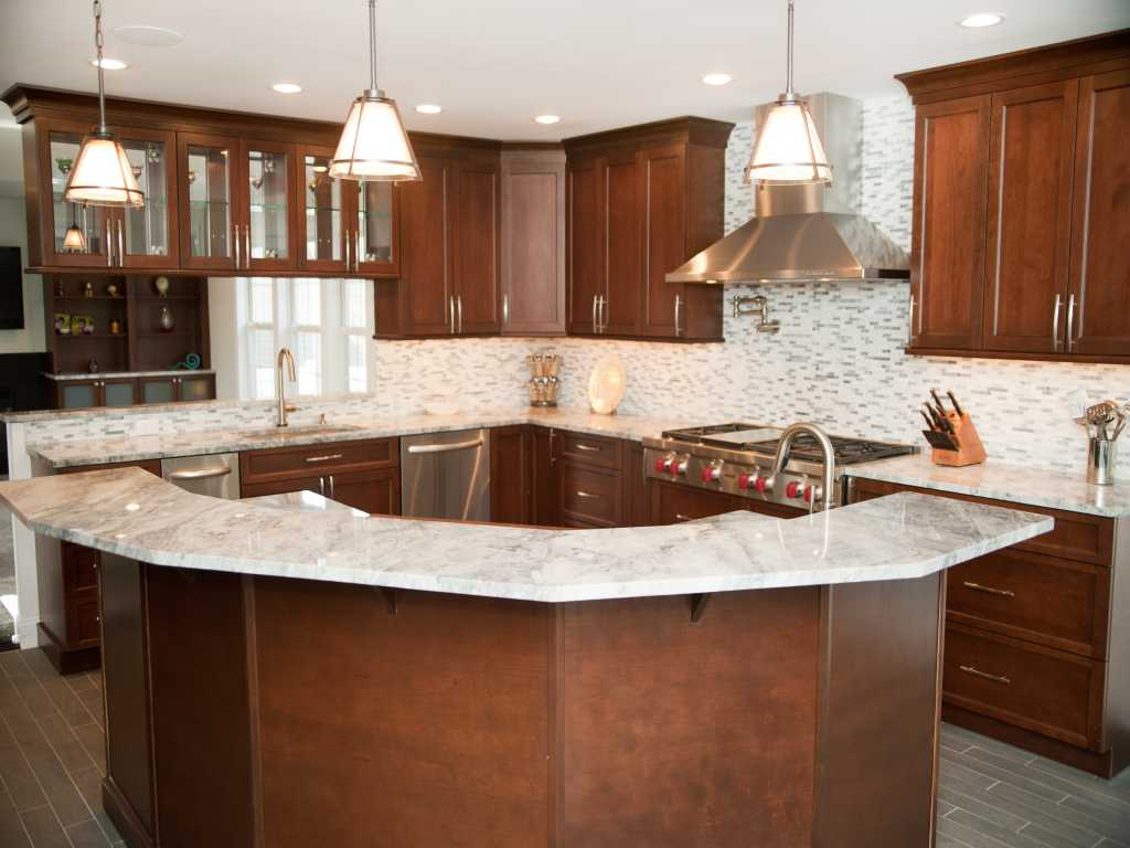Home Interior Remodel A Raised Ranch Kitchen