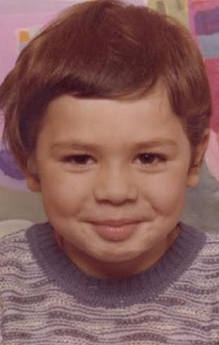 Jérôme à 8 ans