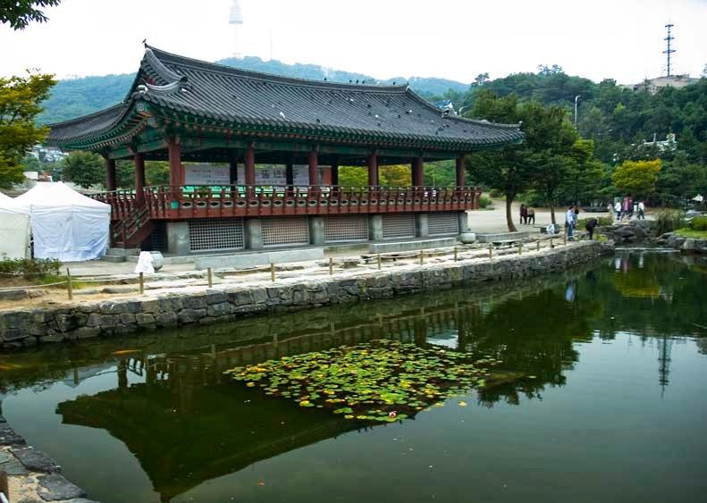 Contoh Desain Taman Halaman Ala Korea