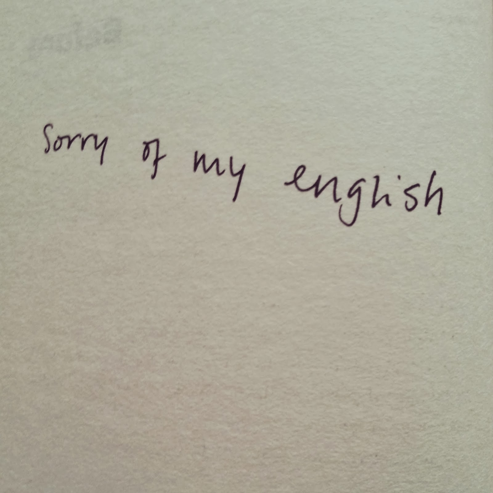 apologetic in a sentence