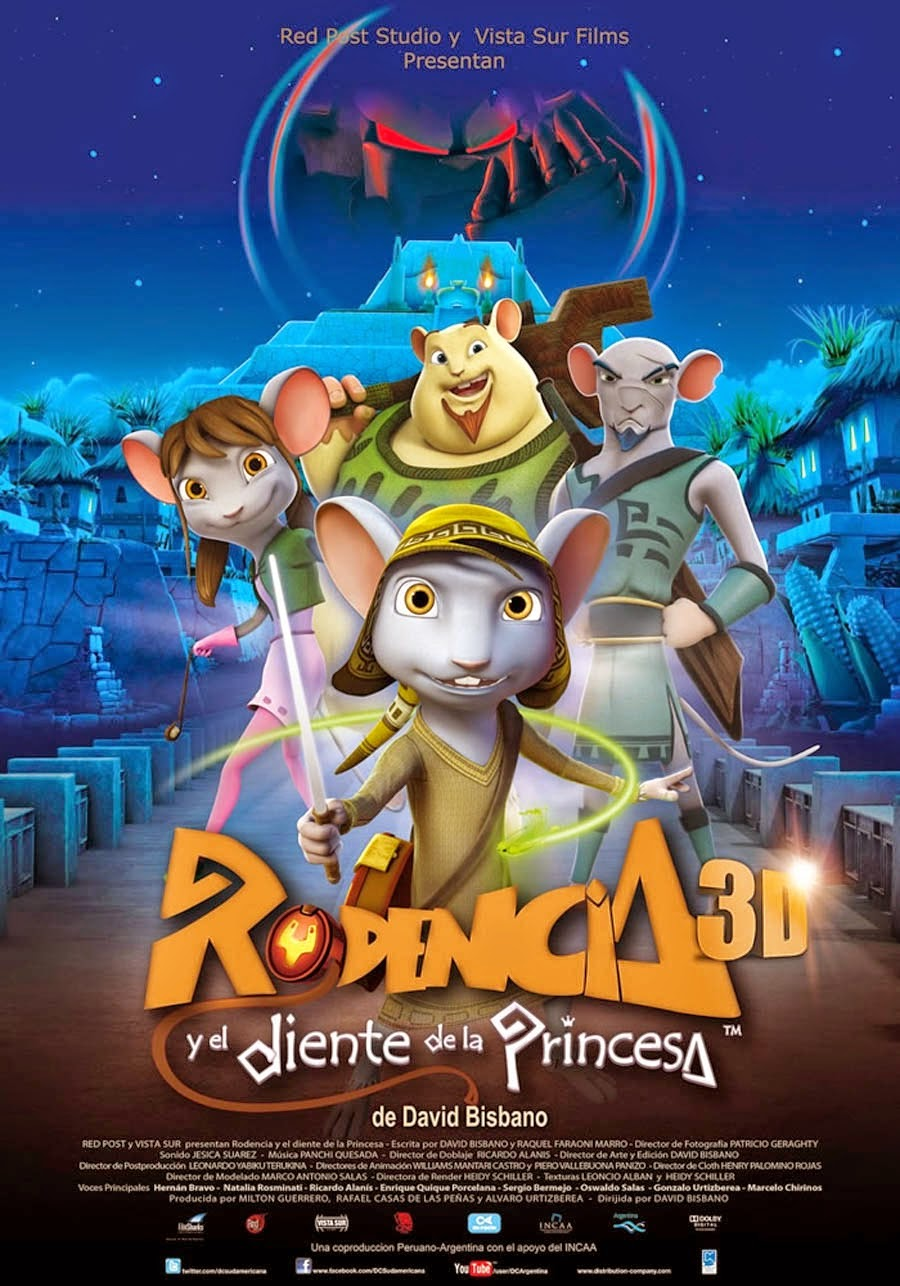 Rodência e o Dente Da Princesa – Full HD 1080p