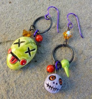 Halloween/Day of the Dead Blog Hop!