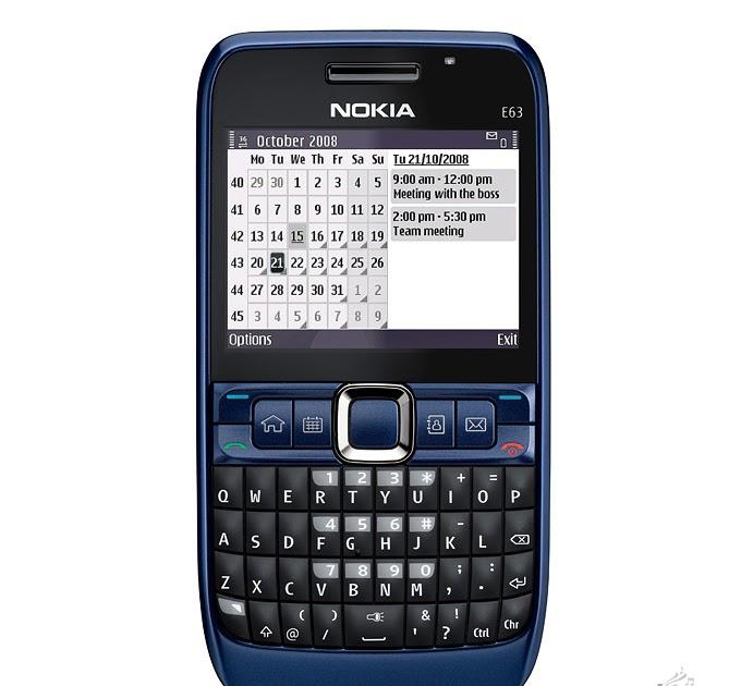 Cara Membuka Lock Code Hp Nokia E63 Terbaru