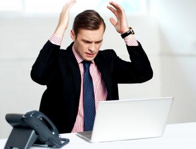 Cómo evitar que un mal día arruine tu trabajo.