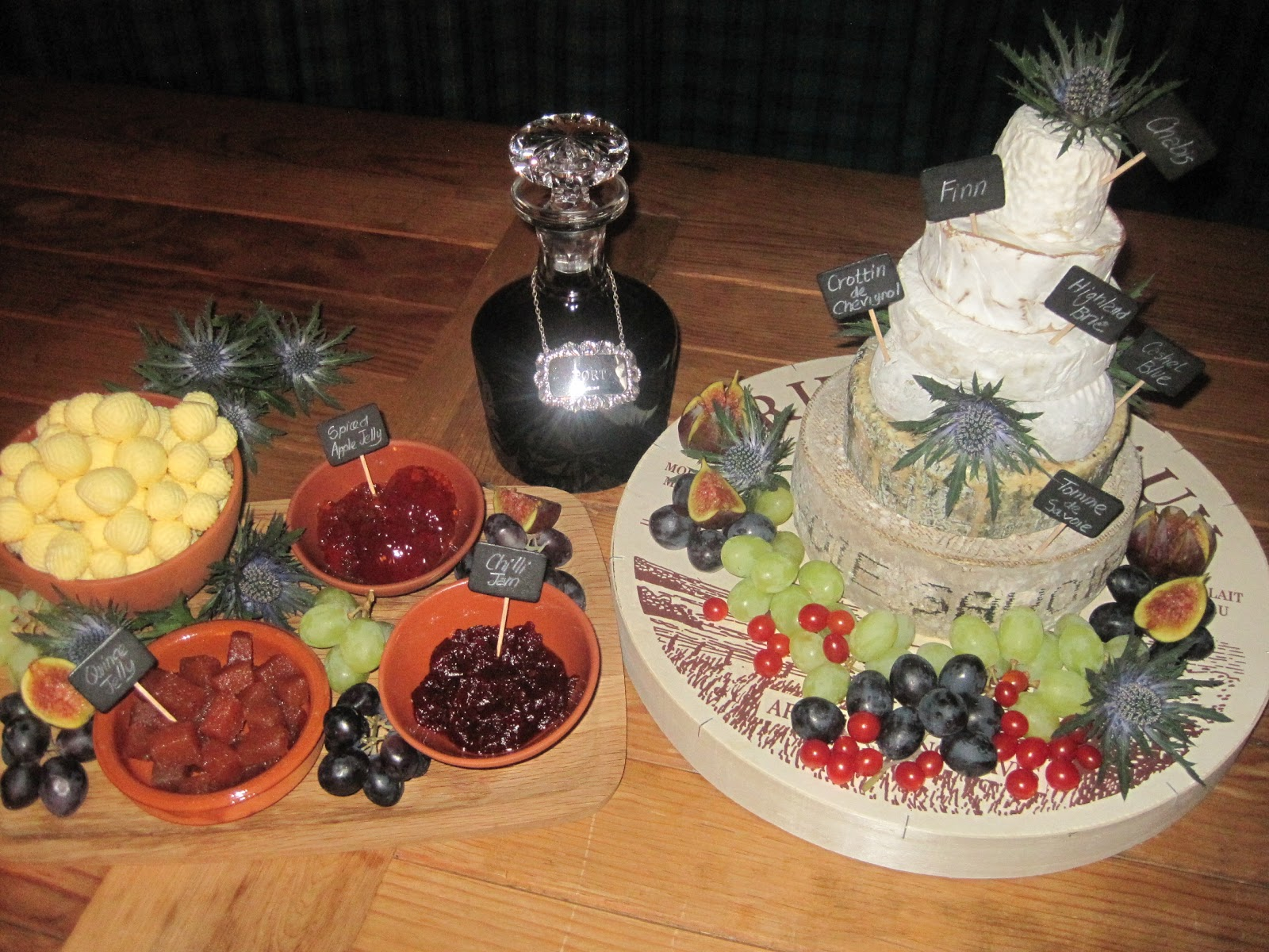 40th Part 3 A Cake made of Cheese Foodie Quine Edible Scottish