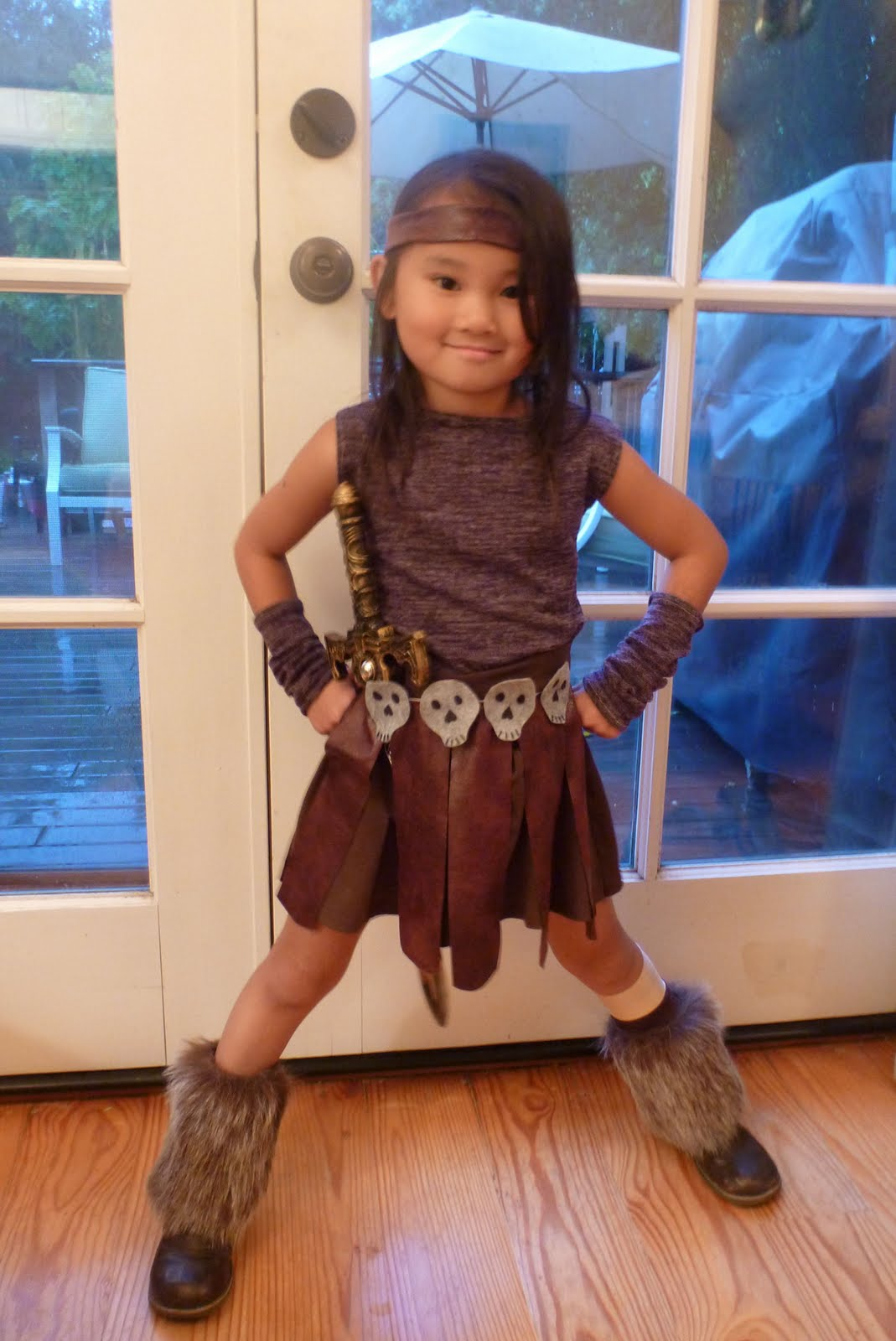 Viking Girl Costume Ideas The Viking Girl Costume