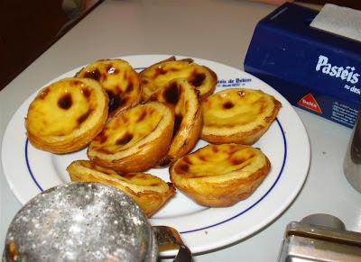 Pasteles de Belém (Fuente: Wikimedia Commons)