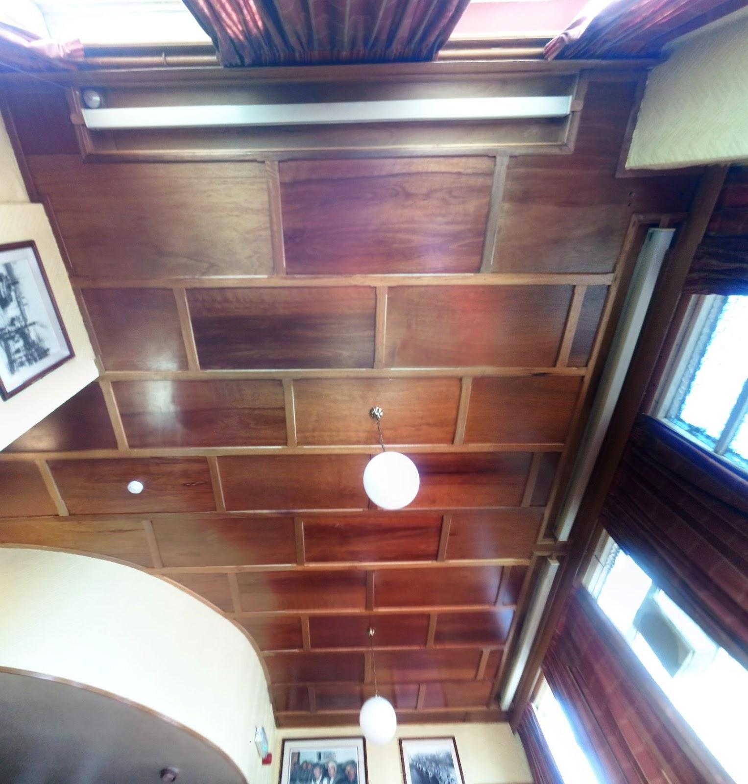 Laurieston Bar Ceiling , Glasgow