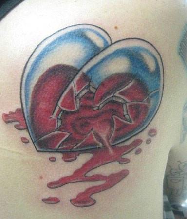 25 tattoo designs heart tattoos. Black Bedroom Furniture Sets. Home Design Ideas