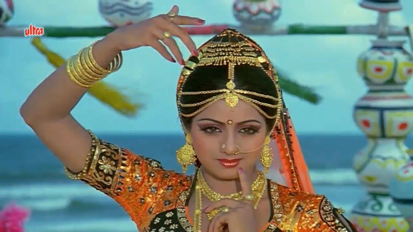 Beautiful Sridevi Movie Stills