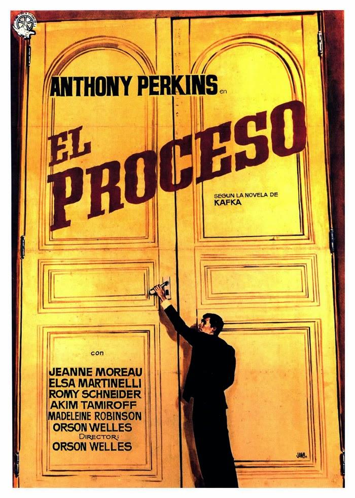 El Proceso - Libro y película
