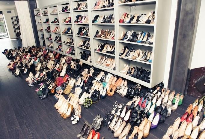 Resultado de imagen de ladies footwear stock