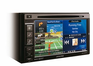 Multimedia TV GPS