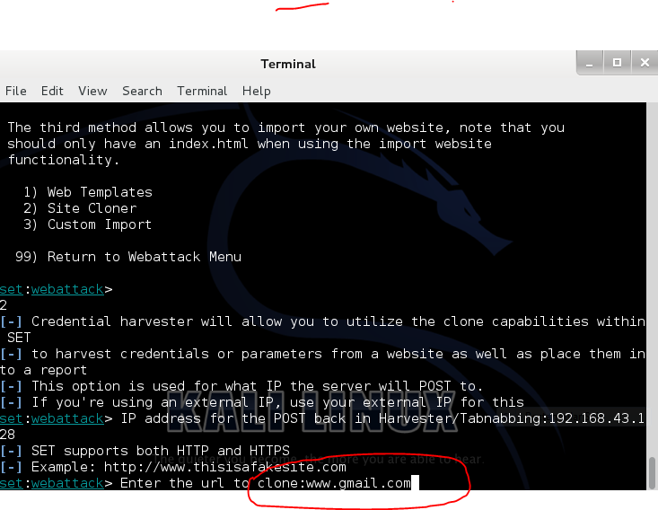 how to know my ip on terminal