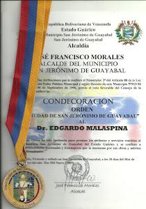 ORDEN SAN JERÓNIMO DE GUAYABAL