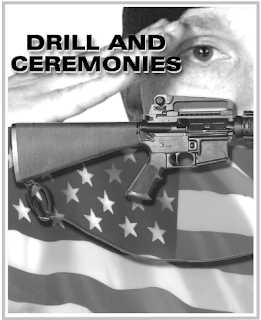 army drill and ceremonies