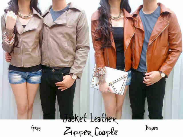 Cp Jacket LeatherZipper