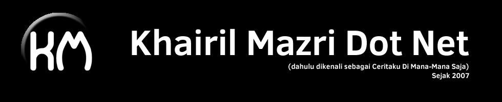 Khairil Mazri Dot Net