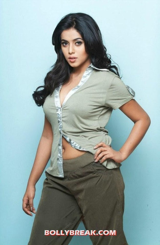 Poorna navel - (7) - South Indian Actress Poorna Hot PhotoShoot