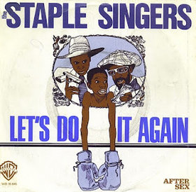 Staple Singers Lets Get Together