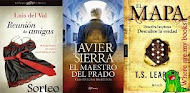 Sorteo en Where are my books