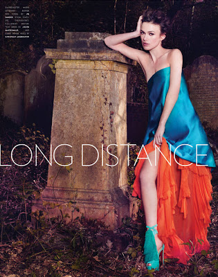 Keira Knightley Flaunt Magazine Wallpapers