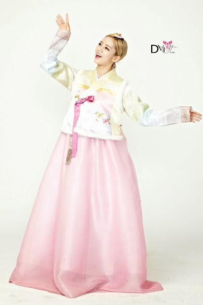 Hyeri Hanbok