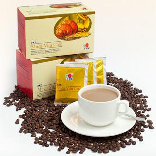DXN egészséges Maca Vita cafe