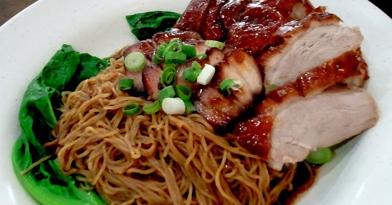 Pohkemon Food Diary: Puchong - Zok Noodle House