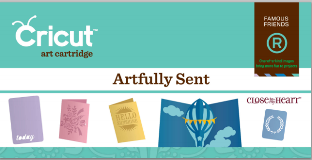 Cricut Artfully Sent Handbook