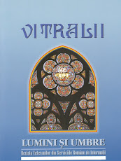 ACMRR -SRI: Revista veteranilor din Serviciile Romane de Informatii:  VITRALII- Lumini si Umbre