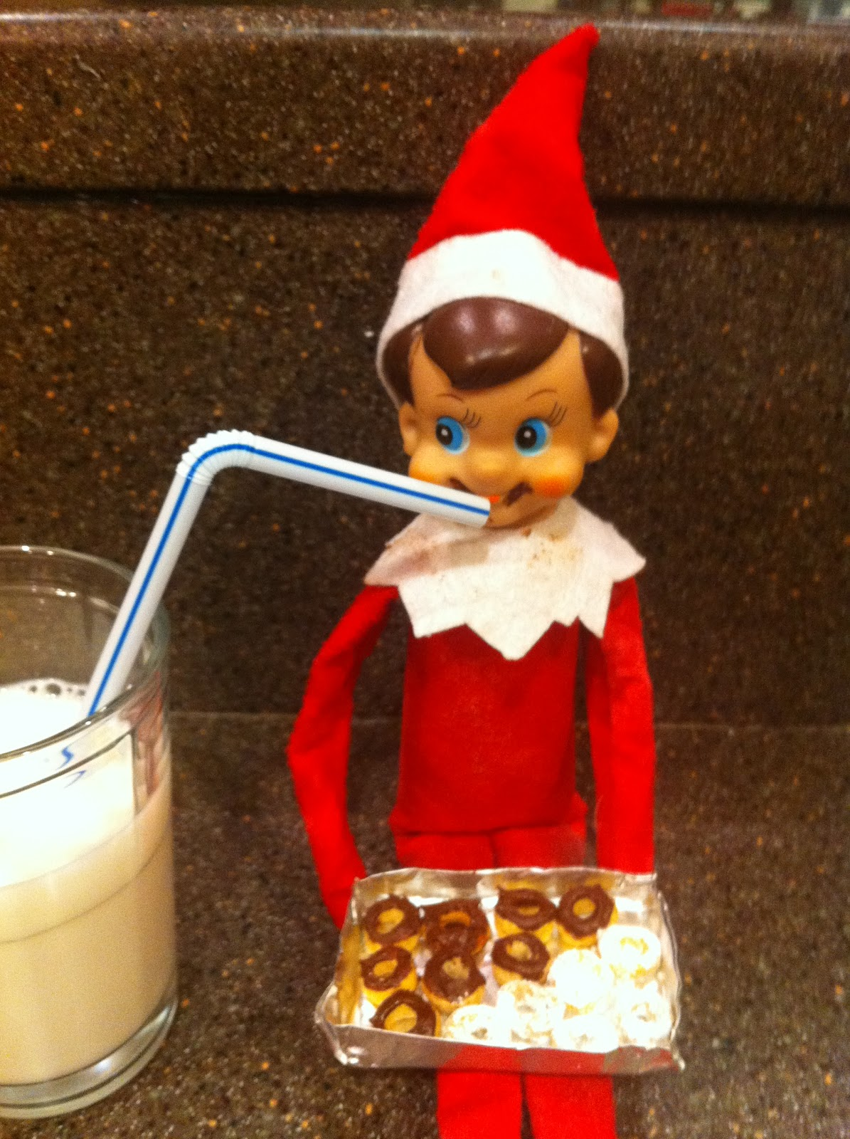Sold in the City! Anchorage Real Estate: Elf on the Shelf Ideas!
