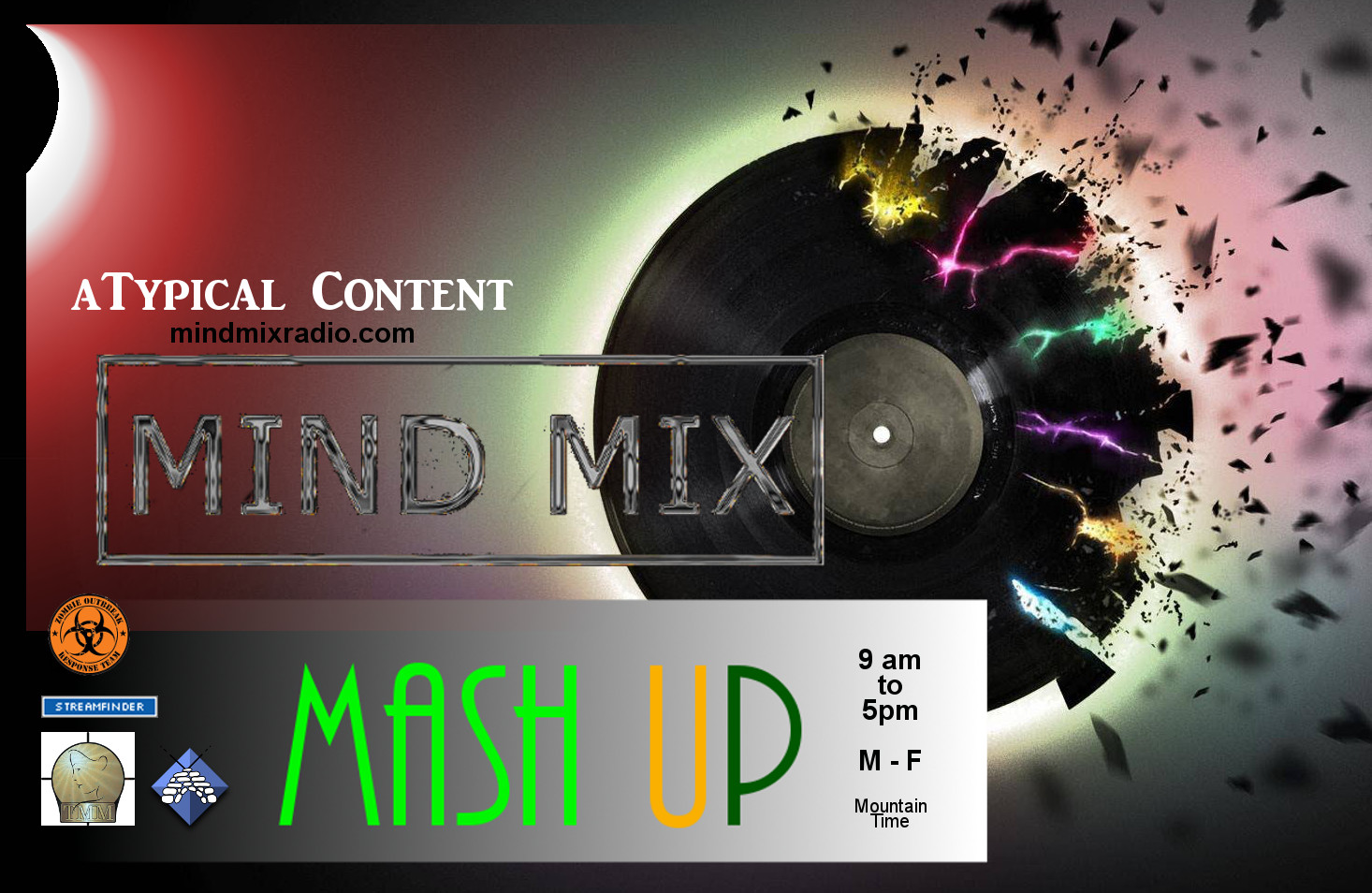 MIND MIX MASH-UP