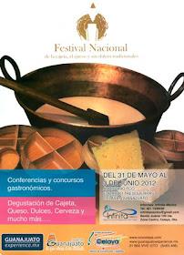 FESTIVAL NACIONAL DE LA CAJETA