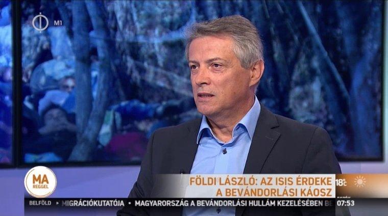 Bývalý šéf tajné služby promluvil: Žádná konspirace. Vojenská operace kvůli migraci je ke zničení národních států!