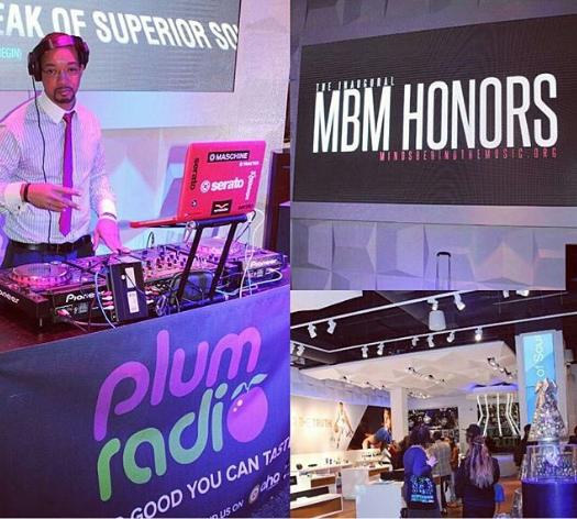 DJ NYCEE @ MBM HONORS