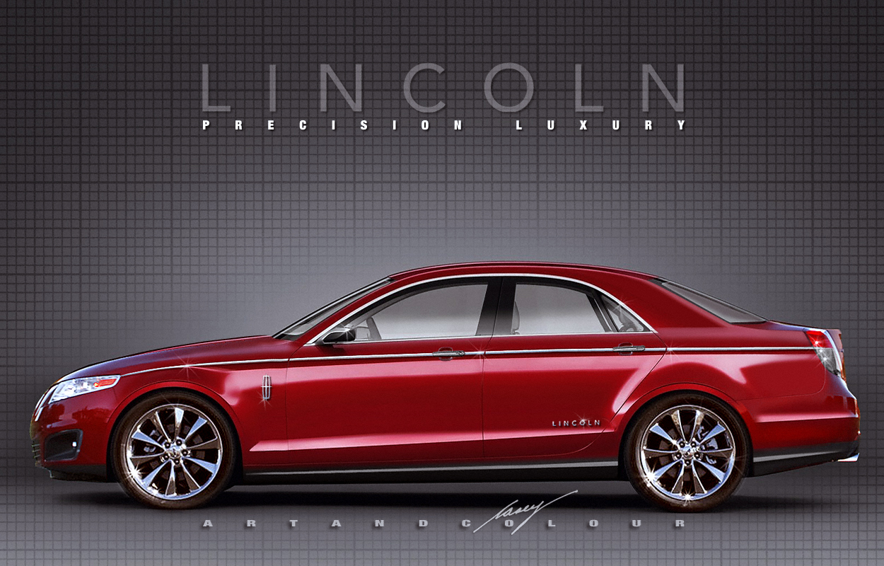 2018 lincoln lineup. brilliant lincoln this is my take on a second series of lincoln mks the  with 2018 lincoln lineup