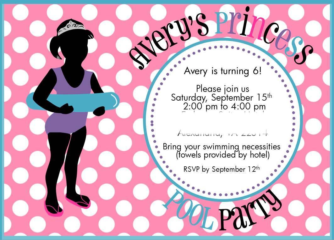 cupcake wishes birthday dreams party recap princess pool party