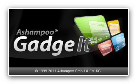 Ashampoo Gadge It 1.0.1 Programa para Personalizar Tu Escritorio Español 2012
