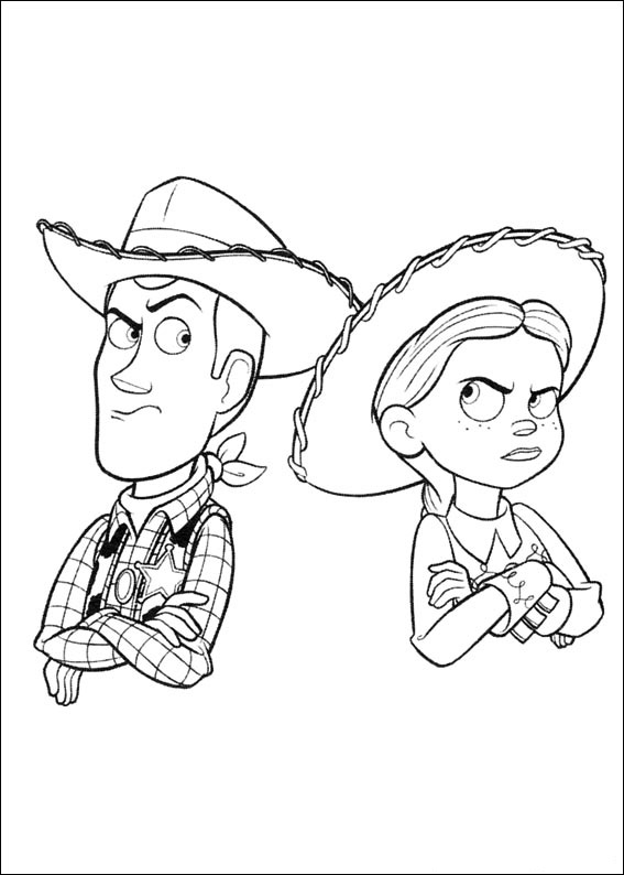 toy story 1 coloring pages - photo#21