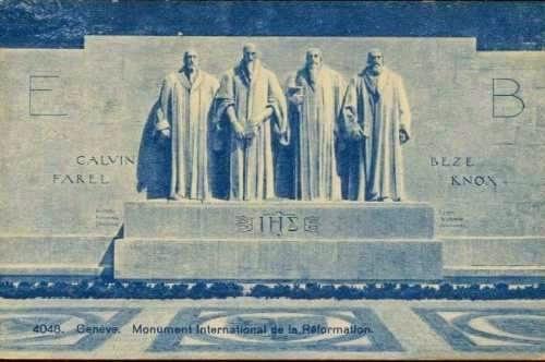 Mural dos Reformadores