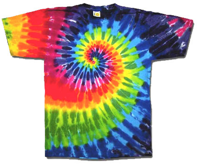 Daily free take out diy tie dye for Making a tie dye shirt