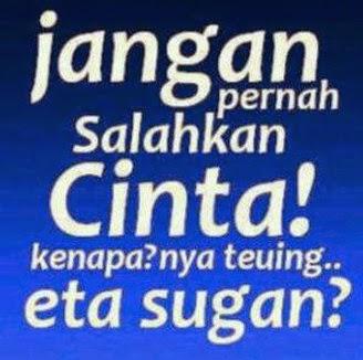 kata lucu Bahasa Sunda