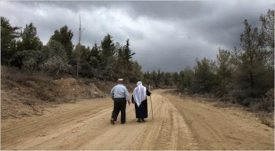 Árabes e judeus, de quem é a terra?